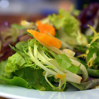 Fennel Salad With Citrus Dressing Recipes