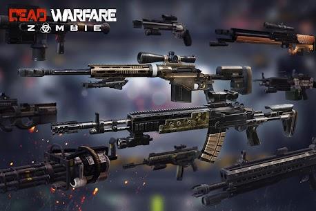 DEAD WARFARE Zombie Apk + Mod (Ammo) + Data Android 1