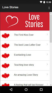 App True Love Stories APK for Windows Phone
