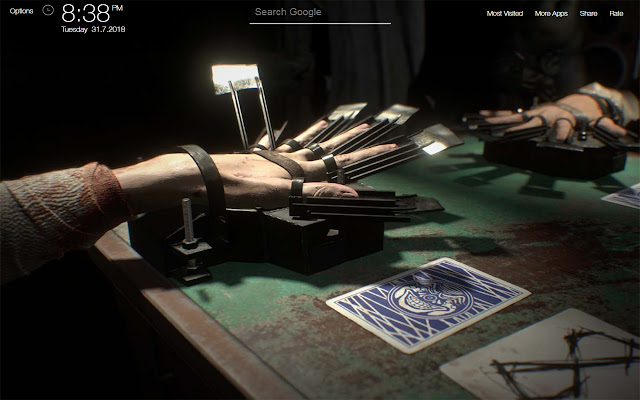 Resident Evil 7 Biohazard Fullhd Wallpapers