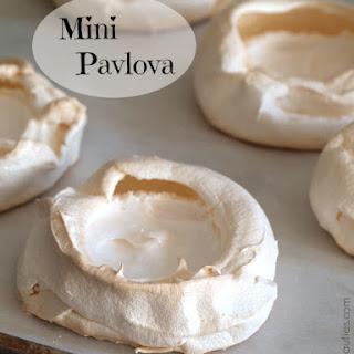 Mini Pavlova.