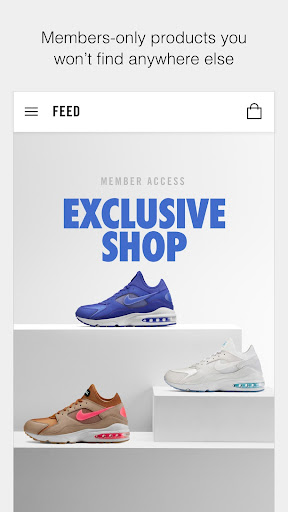 Nike screenshot 1