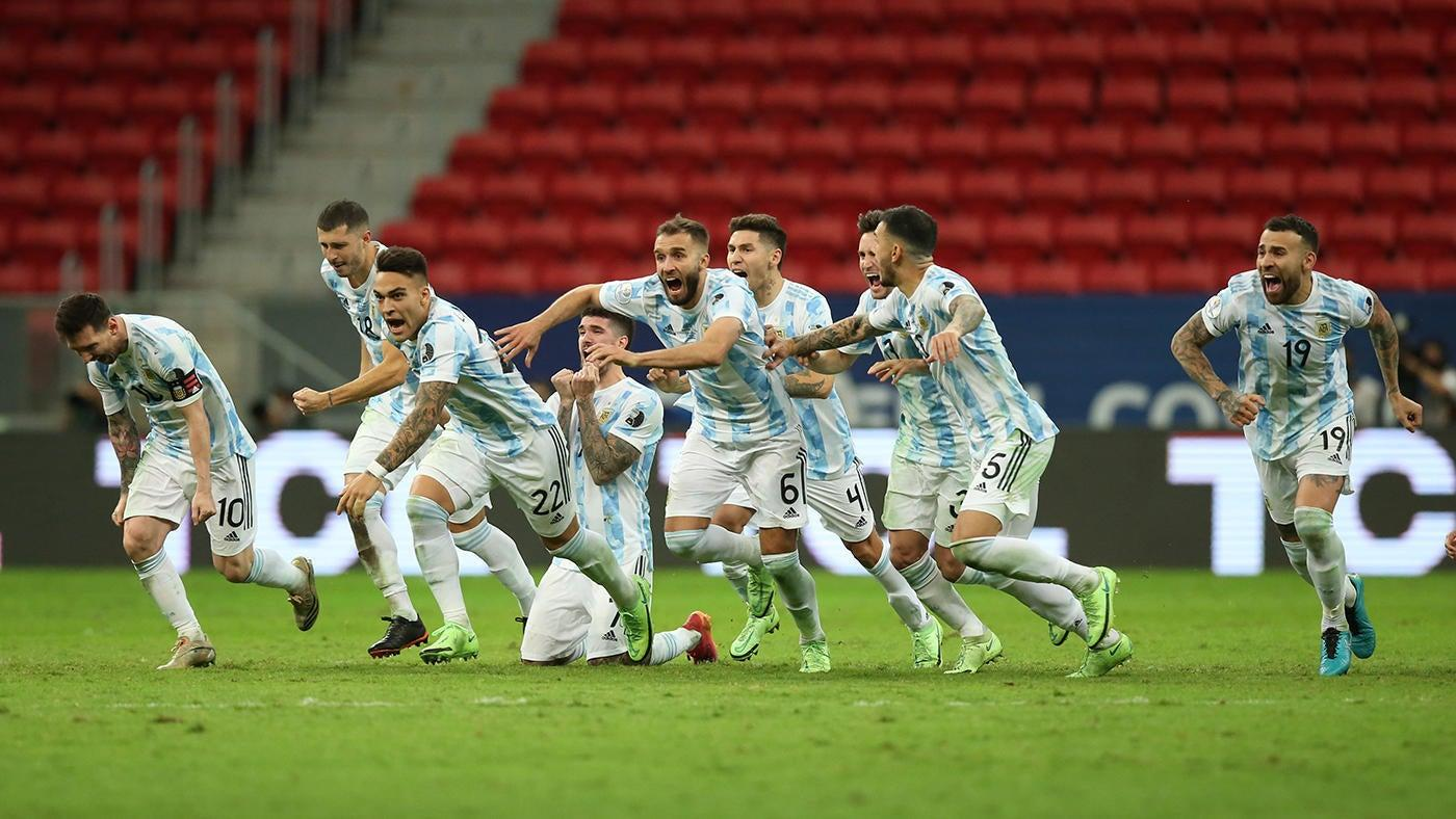 Argentina cần phải giữ được tâm lý vững vàng