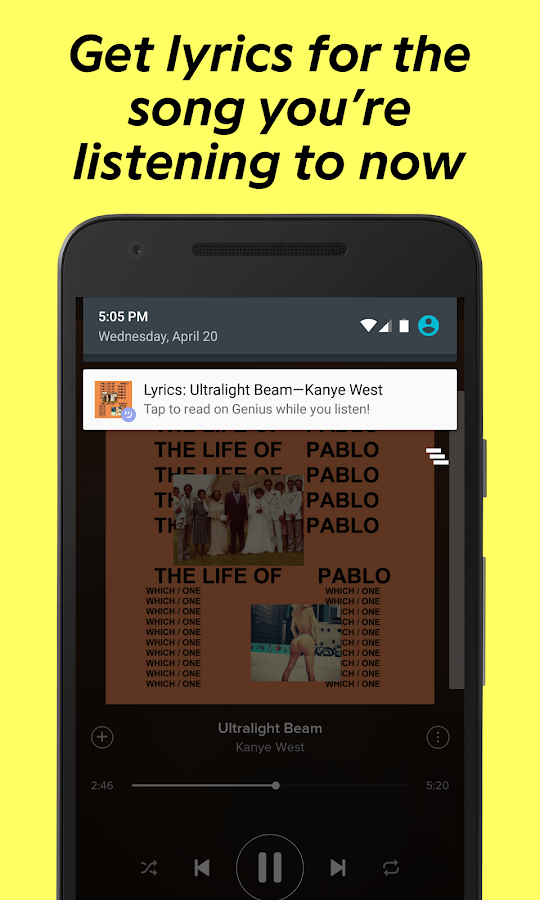 Genius — Song Lyrics & More – Android Apps on Google Play