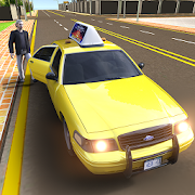 Amazing City Taxi Driver Simulator - Taxi Sim 2018