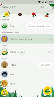 Con - KakaoTalk Theme - náhled