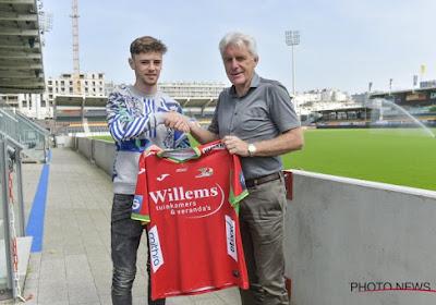 KV Oostende legt Indy Boonen voor drie seizoen vast