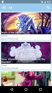 Equestria Daily - Pony News- screenshot thumbnail