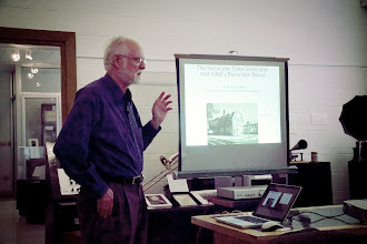Photo: Thank you Jim for a wonderful historical overview of this exciting time in electronic music.