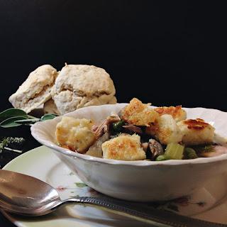 Gnocchi and Chicken Soup Recipe