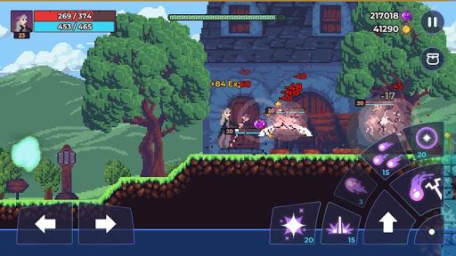 Moonrise Arena - Pixel Action RPG 1.8.6 screenshots 1