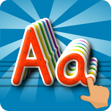 LetraKid✍PRO: Learn to Write Letters. Tracing ABC