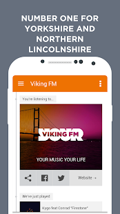 Viking Radio- screenshot thumbnail