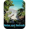 Relax and Refresh icon