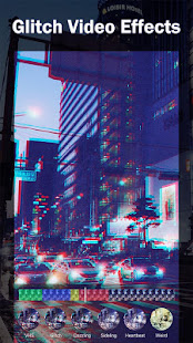 90s – Glitch VHS & Vaporwave Video Effects Editor 1