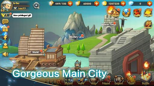 Three Kingdoms: Global War 1.2.8 screenshots 4