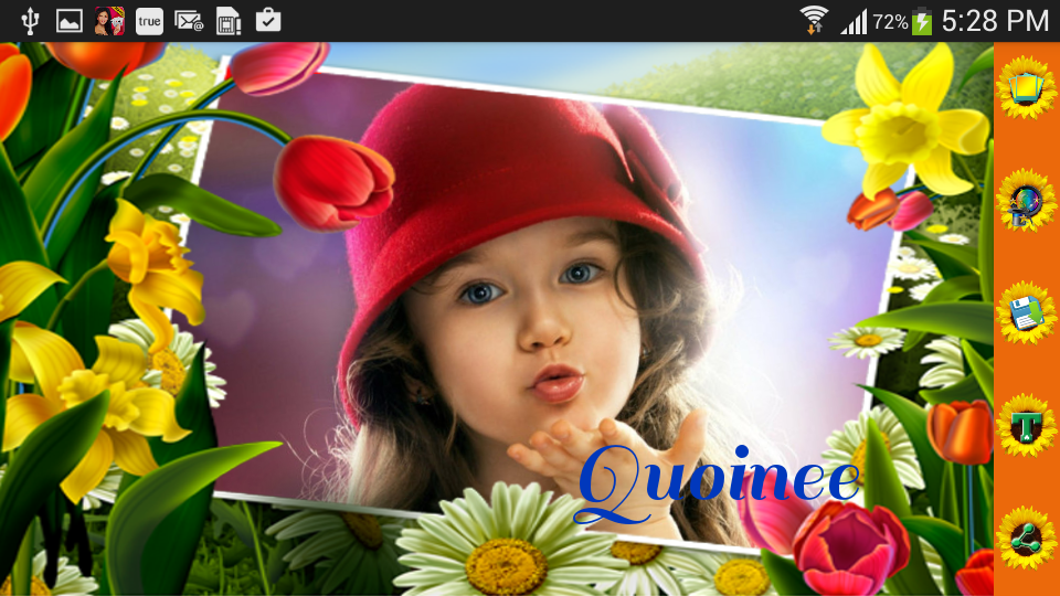 Flower Photo Frames Android Apps On Google Play
