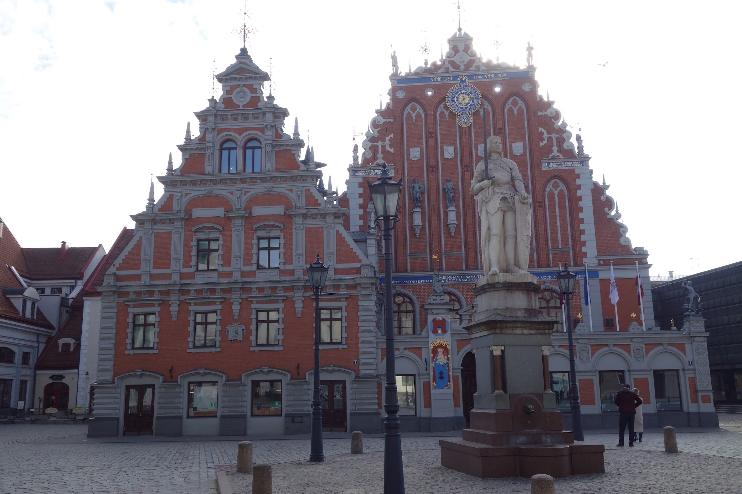 Riga - House of the Blackheads
