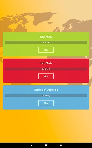 World Geography Quiz: Countries, Maps, Capitals screenshots apkspray 11