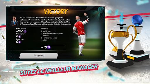 Télécharger Gratuit Futuball - Jeu de manager de foot du futur mod apk screenshots 4