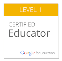 Once you're certified, you earn a badge demonstrating your accomplishment!