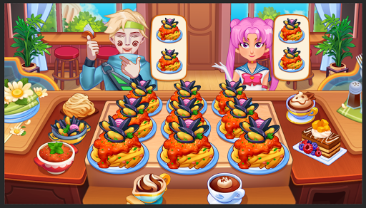 Cooking Master :Fever Chef Restaurant Cooking Game apkpoly screenshots 4