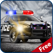 Police Flashlight – Police Siren Light and Sound