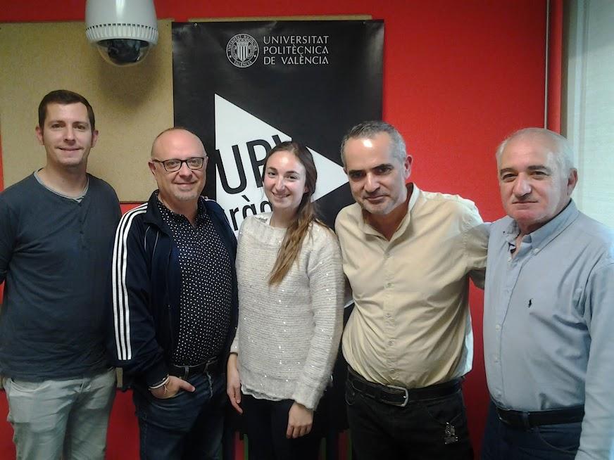 Hablemos de Fallas en UPV-RADIO. Programa nº 64. Concurso de Playback.