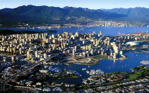 Vancouver Map screenshot 2