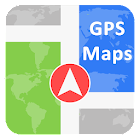 Route Navigation & Voice Navigator Traffic icon