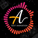 Text Animation Maker & Animated Text Creator icon