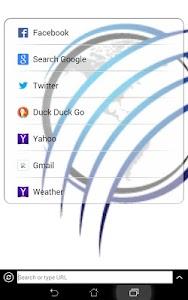 Quick Search Web screenshot 0