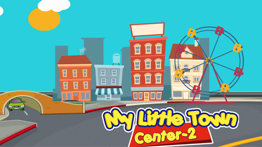 My Little TownCenter - 2 Free