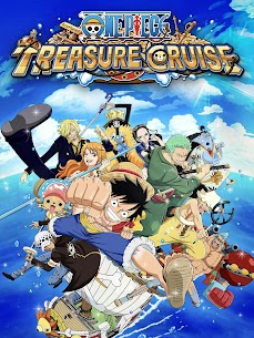 ONE PIECE TREASURE CRUISE Mod Apk Download For Android and Iphone 6