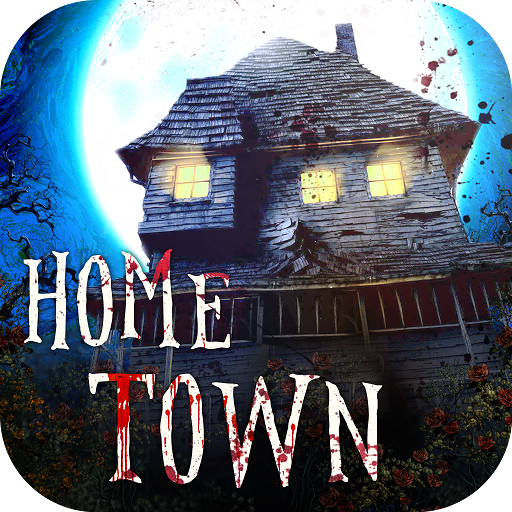Escape game:home town adventure Icon