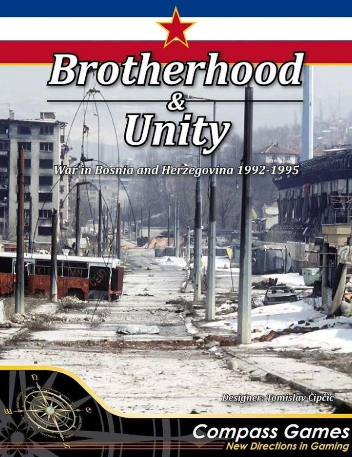 Intervju s Tomislavom Čipčićem (Brotherhood & Unity)
