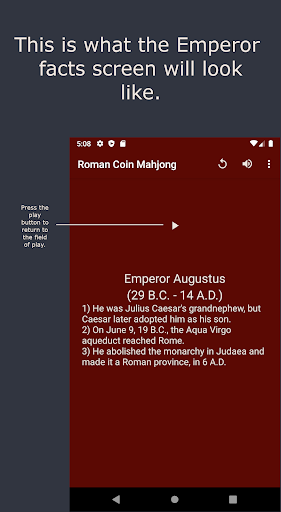 Roman Coin Mahjong Screenshots 5