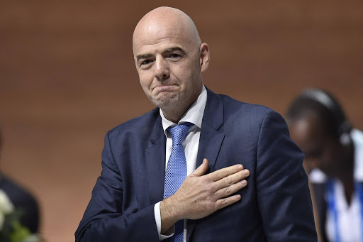 "Infantino told Russian President Vladimir Putin during a meeting at the Kremlin last week that the world ""all fell in love with Russia,"" over the past four weeks and repeated his praise for Putin's government and the organisation put in place for the tournament."