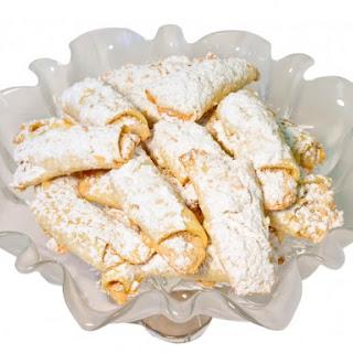 Butter Horn Cookies Recipe