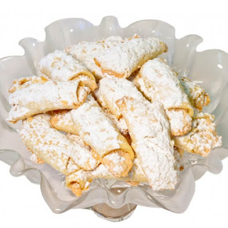 Butter Horn Cookies.