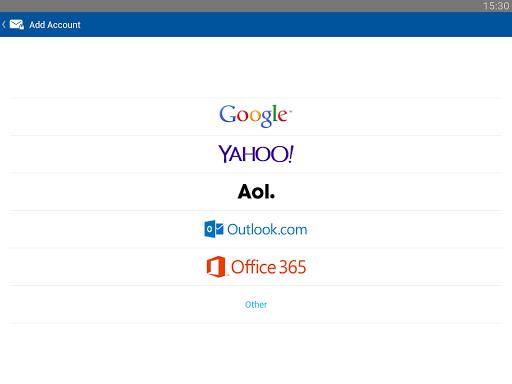 Business Class Email (BCE) screenshot 6