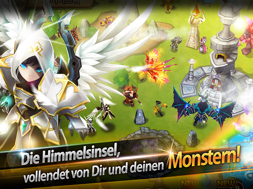 Summoners War: Sky Arena – Screenshot