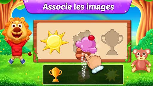 Puzzle Kids - Formes d'animaux et puzzles  screenshots 3