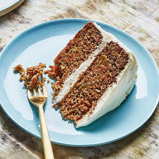 Gluten-Free Carrot Cake.
