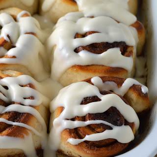 Cinnamon Buns.