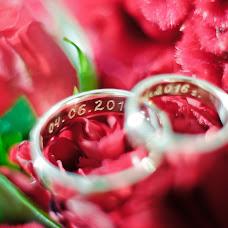 Wedding photographer Kseniya Mernyak (Merni). Photo of 04.04.2017