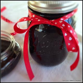 Dark Chocolate Hot Fudge.