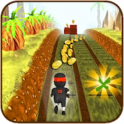 Game Subway Run Ninja Rush APK for Windows Phone