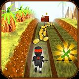 Subway Run Ninja Rush file APK Free for PC, smart TV Download