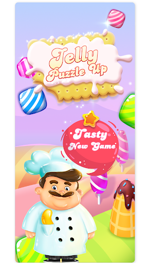 Jelly Puzzle Up Screenshot